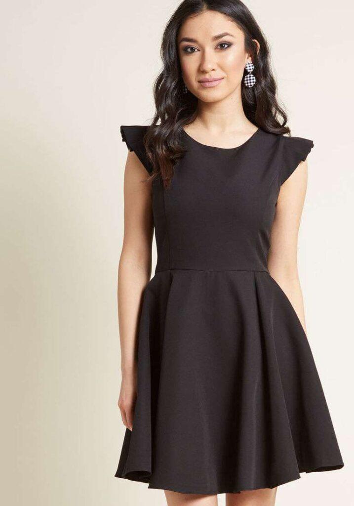 LBD dresses girl