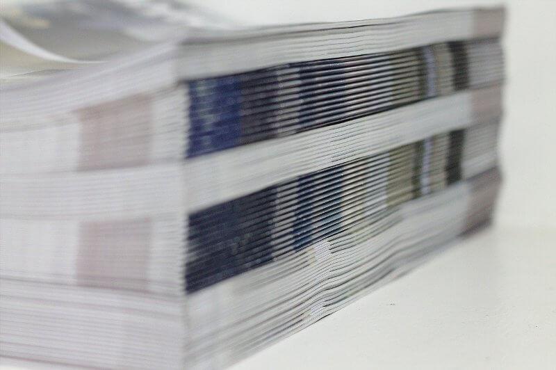 Publication of magazines
