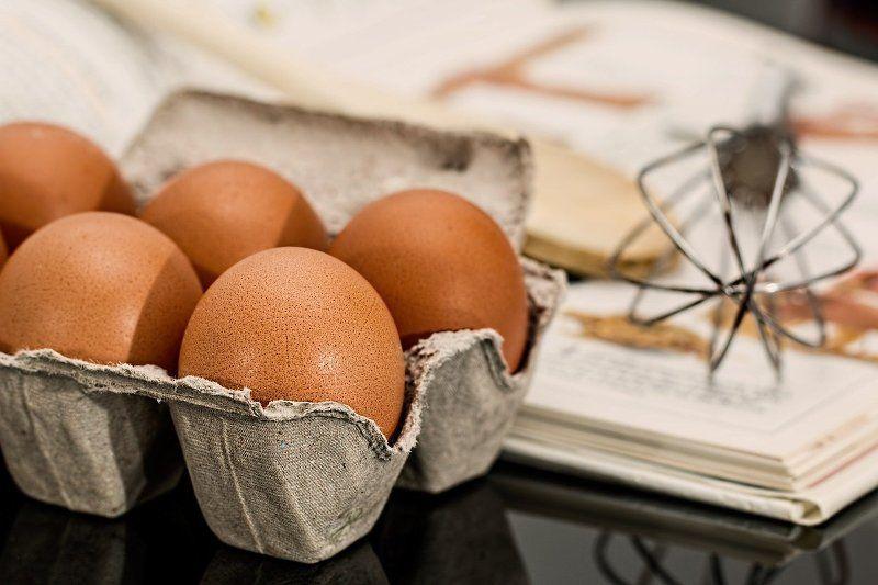 eggs baking food