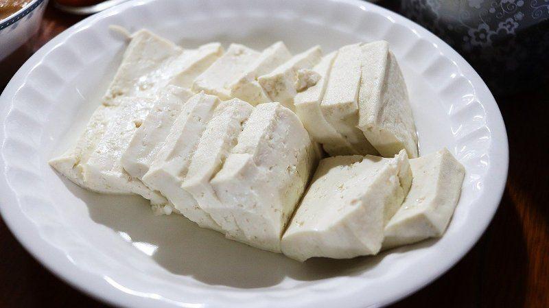 tofu korean food