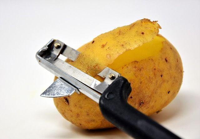 potato Keep Potatoes Fresh After Peeling