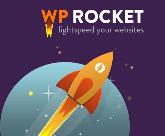 Wp Rocket cache best wordpress cache plugins Website Speed Fast